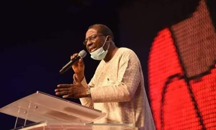 Pastor Nwachukwu Nzegwu Reminds Fountaineers of the Power in God's Word