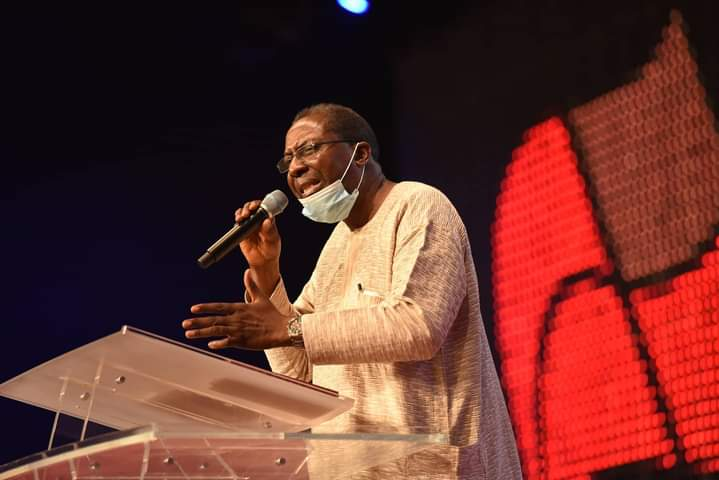 Pastor Nwachukwu Nzegwu Reminds Fountaineers of the Power in God's Word