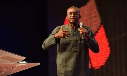 Pastor Gbenga Onabanjo Teaches on the Importance of Knowing the Master