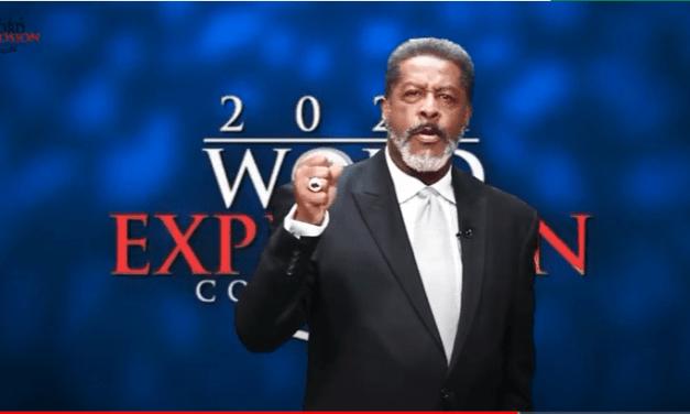 #WEC2021 Day 4: Bishop Harold Ray Reveals Keys to Possessing Your Divine Inheritance