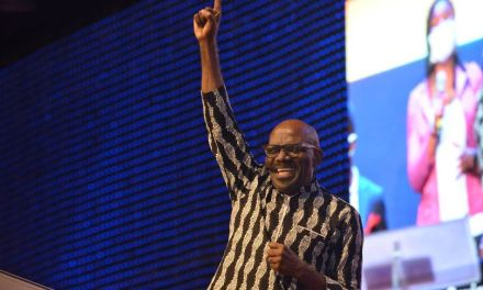 Pastor Taiwo Urges Christians to Blindly Obey God During July Anointing Service