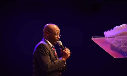 Pastor Tayo Kujore Asserts that a Prayerless Christian is Prey for the devil