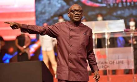 You Were Created for Dominion, Pastor Taiwo Odukoya Reminds Showerians
