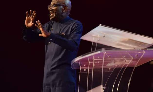 Pastor Taiwo Odukoya Asserts that God's Love Provides an Unbeatable Assurance of Victory