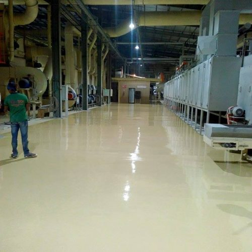 FOUNTECH - Industrial Epoxy Flooring Company in Bangladesh