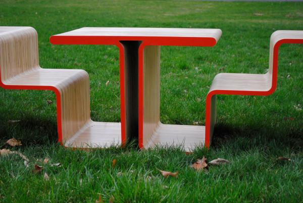 Twofold Bench Design by After Architecture - A Home/Street ...