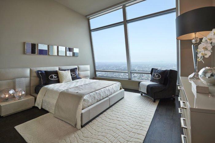 Luxury Los Angeles Penthouse In Ritz Carlton Residences