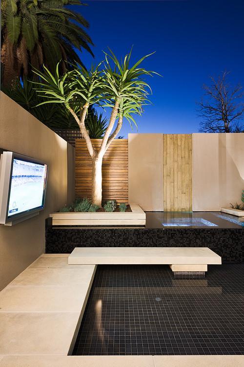 Minimalist Garden Design Ideas for Trendy Homes | Founterior on Minimalist Backyard Design id=91000