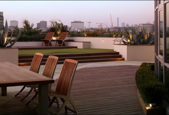 Minimalist Garden Design Ideas for Trendy Homes | Founterior on Minimalist Backyard Design id=97992