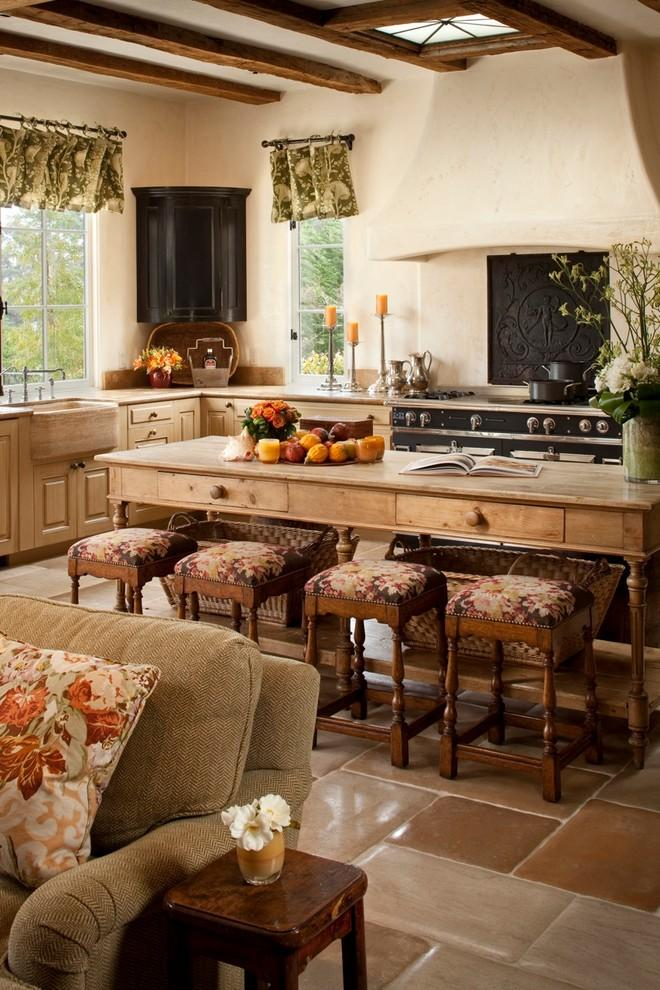 16 Ways to Create a Cozy Rustic Kitchen Interior Design ... on Rustic:mophcifcrpe= Cottage Kitchen Ideas  id=96735