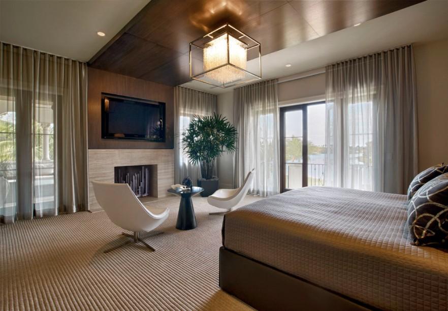 Master Bedroom Interior Design Ideas for a Modern Home ... on Model Bedroom Interior Design  id=30786