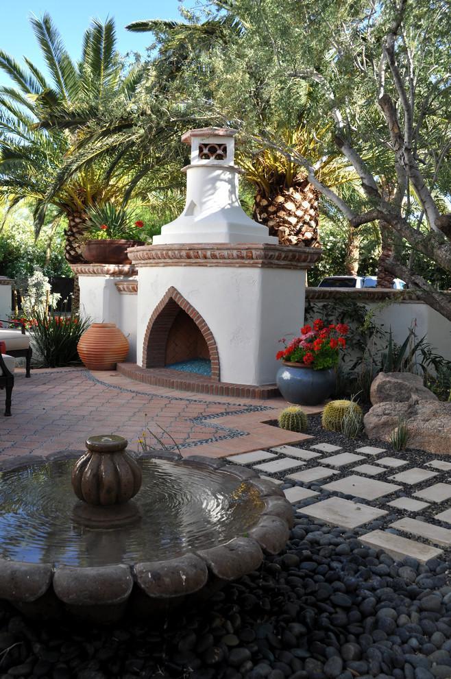 Landscape Design Ideas - The Mediterranean Garden ... on Small Mediterranean Patio Ideas id=20776