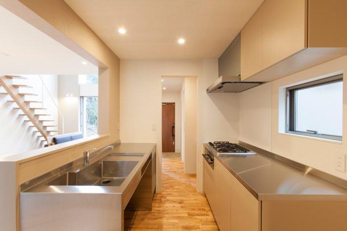 Small Zen Kitchen Design