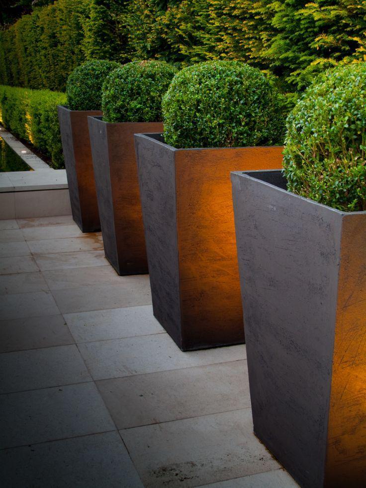 Minimalist Garden and landscape Design Ideas | | Founterior on Minimalist Backyard Design id=97478