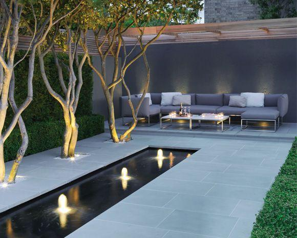Minimalist Garden and landscape Design Ideas | Founterior on Minimalist Backyard Design id=43525