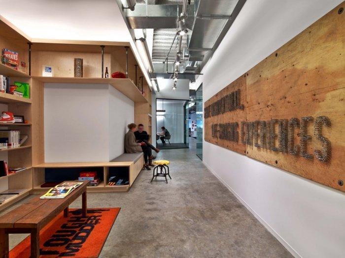 Office Hallway Design