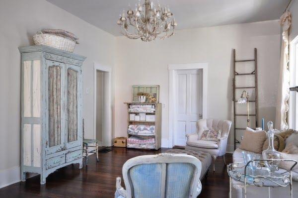 22 Shabby Chic Furniture Ideas