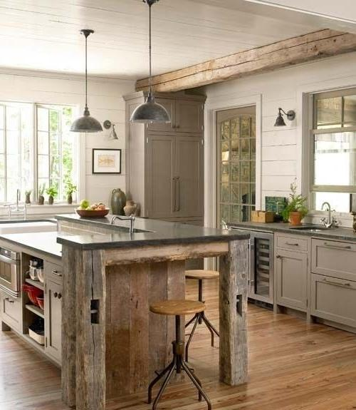 Impressive Rustic Cabin and Cottage Interior Designs ... on Rustic:mophcifcrpe= Cottage Kitchen Ideas  id=19283