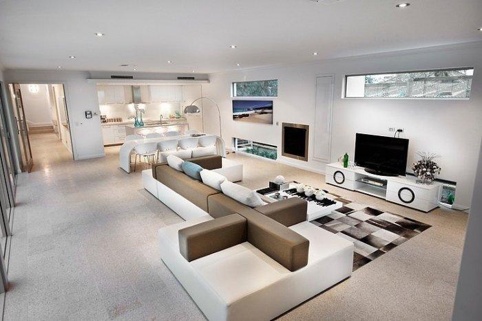 Contemporary Coastal Home - an Interior Design Tour ...