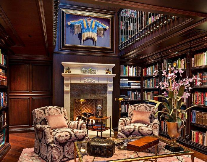 Luxurious And Elegant Traditional Mansion Interior Design