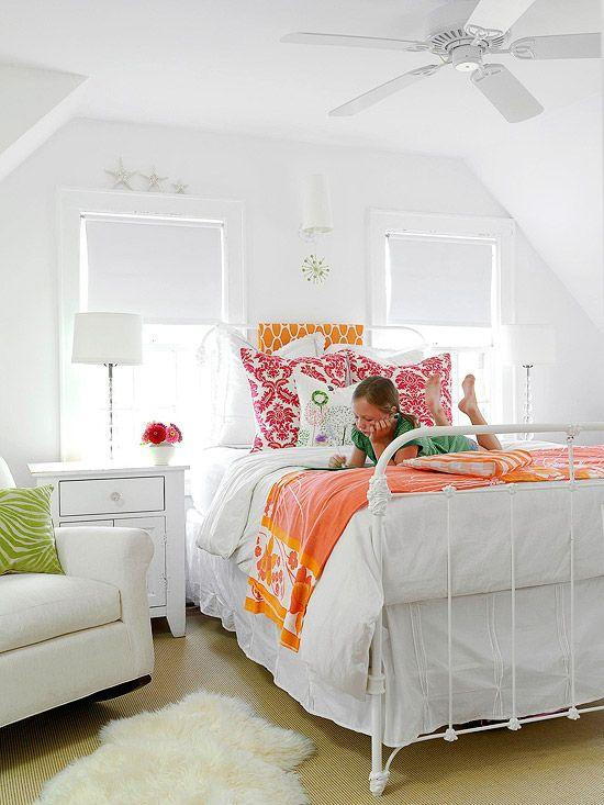 Interior Design Ideas for a Teen Girl Bedroom     Founterior on Comfortable Bedroom Ideas  id=94942