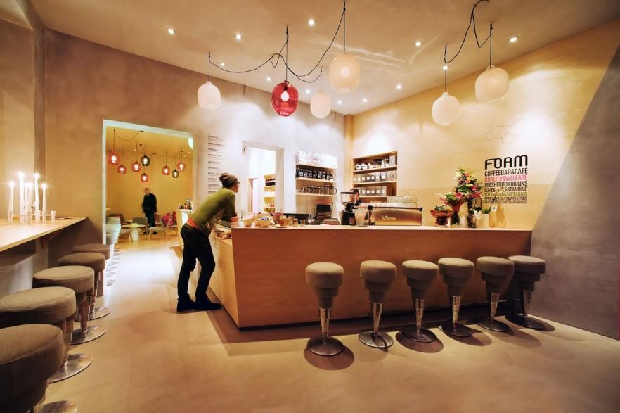 Cafe and Coffee Shop Interior and Exterior Design Ideas   Founterior Cafe and Coffee Shop Interior and Exterior Design Ideas