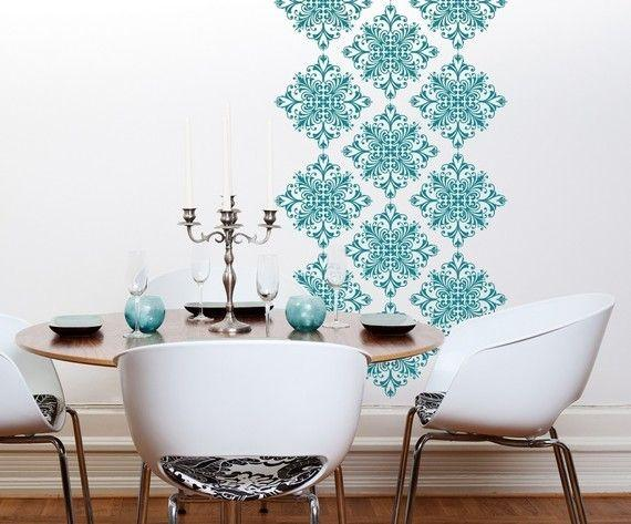Decorate The Wall Near Your Dining Table