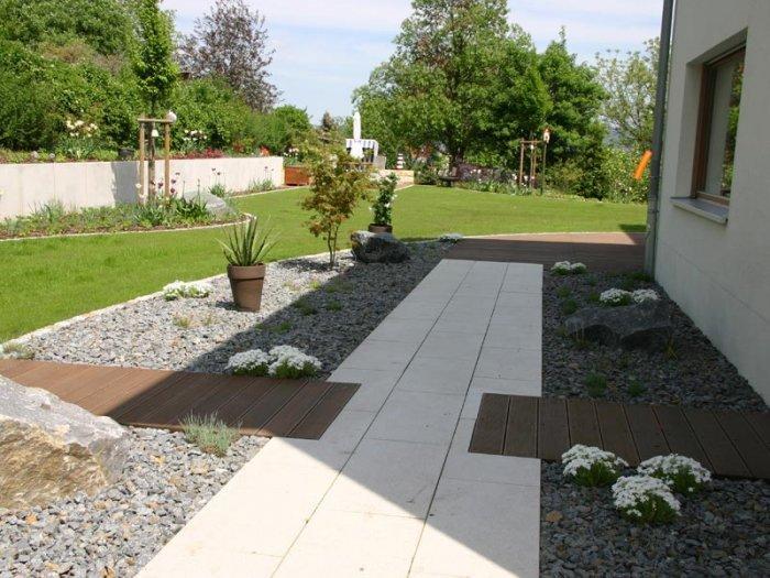 "Minimalist Garden ""The Comfortable Place to Be"" | | Founterior on Minimalist Backyard Design id=73693"