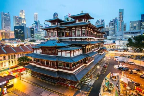 The Top 10 Architectural Highlights Of Singapore | Founterior