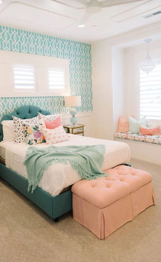 25 TEENAGE BEDROOM IDEAS FOR SMALL ROOMS - Bedrooms for ... on Small Teenage Bedroom  id=90805