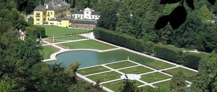 Достопримечательности Зальцбурга Salzburg sights