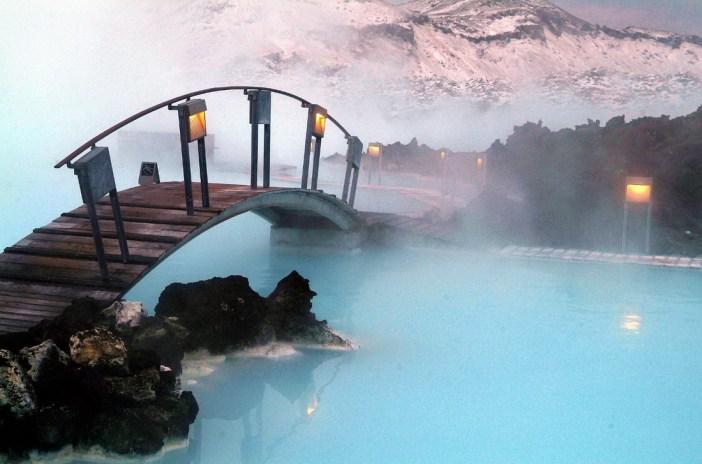 Отдых в Голубой Лагуне (Blue Lagoon)