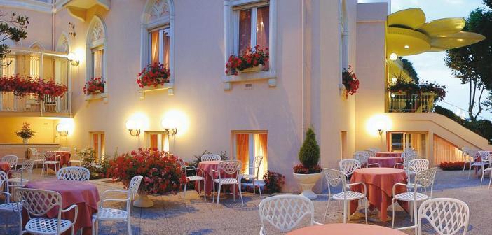 Где остановиться в Римини: Hotel Milton Rimini