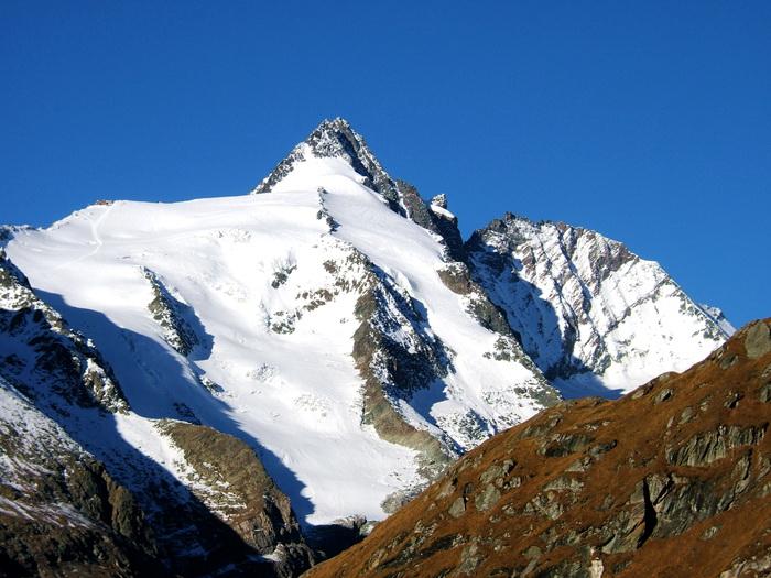 Вершина Гроссглокнер, Высокий Тауэрн, Австрия