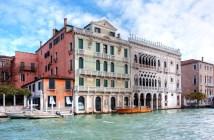 Дворец Ка-д'Оро в Венеции