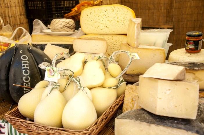 Сицилийские сыры (Sicily cheese)