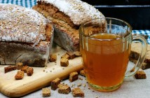Домашний квас: ингредиенты и рецепты приготовления