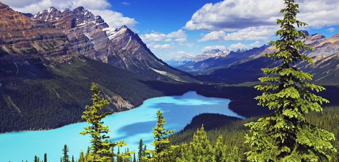 Природный заповедник Банф в Канаде — экскурсии и отдых