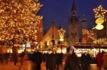 Рождественская ярмарка в Мюнхене — даты и программа