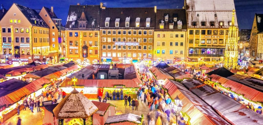 Рождественская ярмарка в Нюрнберге — место и время проведения
