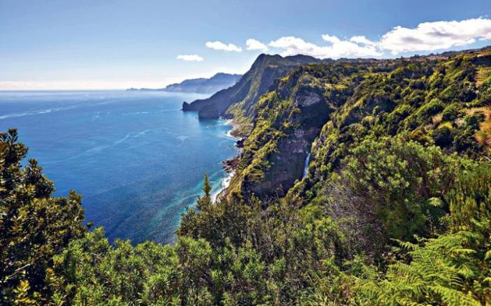Самые интересные места Португалии - остров Мадейра