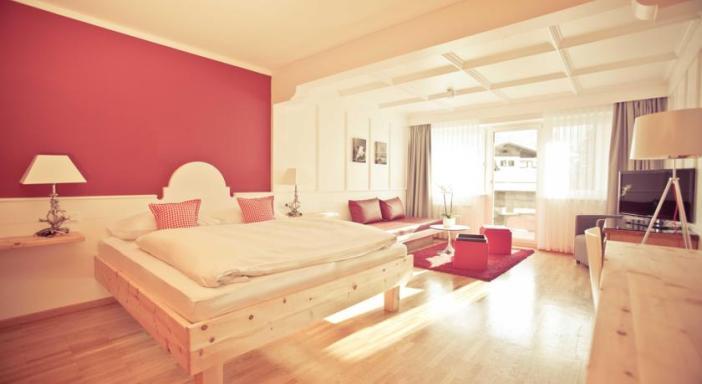 Отели Китцбюэля 4 звезды - Q! Hotel Maria Theresia