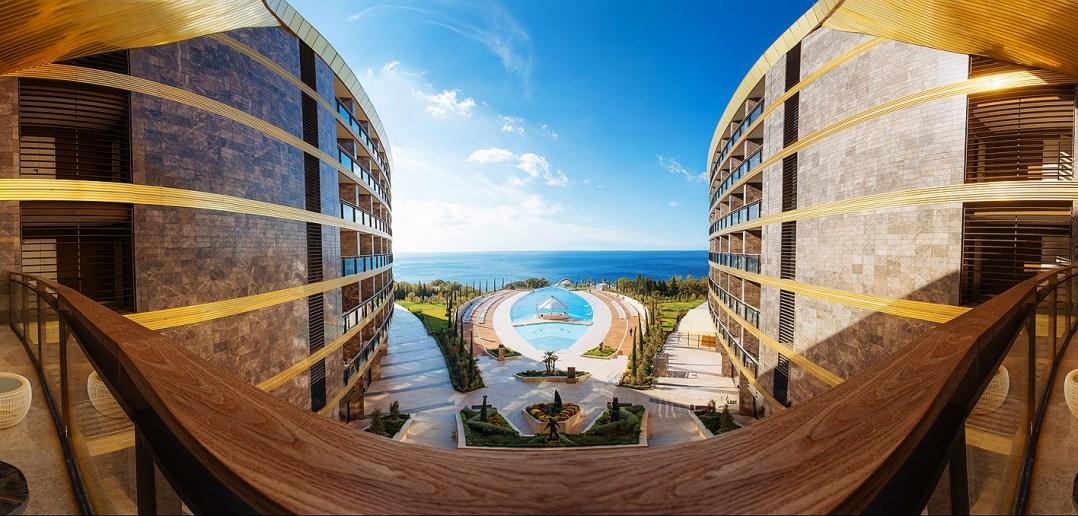 Лучшие отели Крыма с бассейном