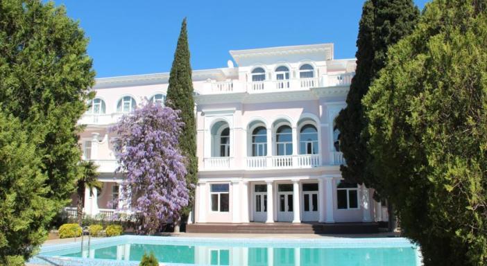 Где забронировать отель в Симеизе - Вилла Голубой Залив