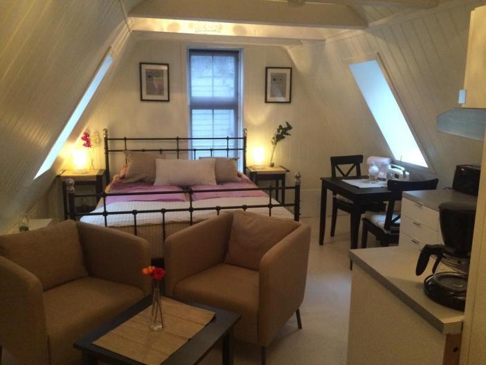 Апартаменты с кухней в Бергене за 3 800 рублей