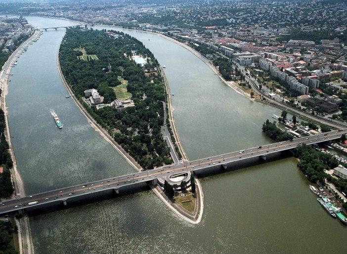 Мосты Будапешта — #5 Мост Арпада
