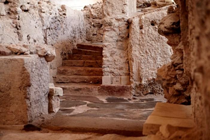 Что посмотреть на Санторини - раскопки Акротири