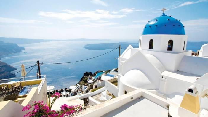 Имеровигли, остров Санторини, Греция