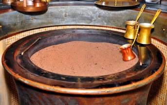 Кофе в Греции - как пьют и варят