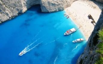Пляжи Греции с голубым флагом (фото, описание, цены)